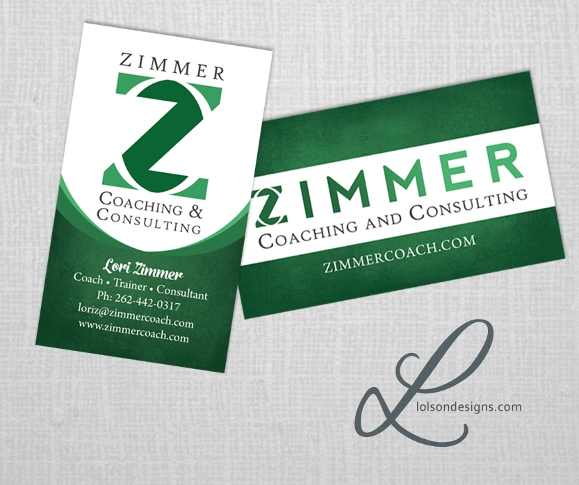 ZCC Business Card